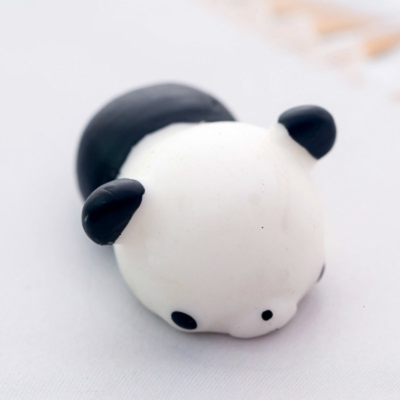 1pcs Squish Lovely Animal Funny Ball Pressure Wreak Reduce Anti-Stress Toy Decompression Tricky Vent The Ball