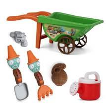 7 шт детские летние игрушки тачки для пляжа