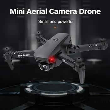 OEMG Mini RC Drone 4K HD Dual Camera WIFI FPV Air Pressure Altitude Hold One Key Return Home Foldable Quadcopter Kid Toys GIft 3