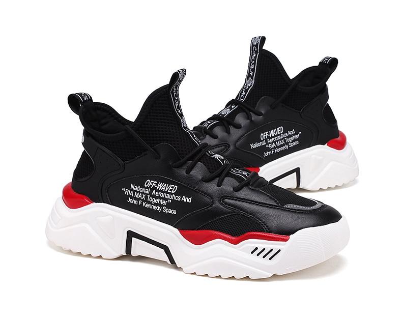 H4138a0beebfa4b4784f85937ff0f6ba71 Men's Casual Shoes Winter Sneakers Men Masculino Adulto Autumn Breathable Fashion Snerkers Men Trend Zapatillas Hombre Flat New