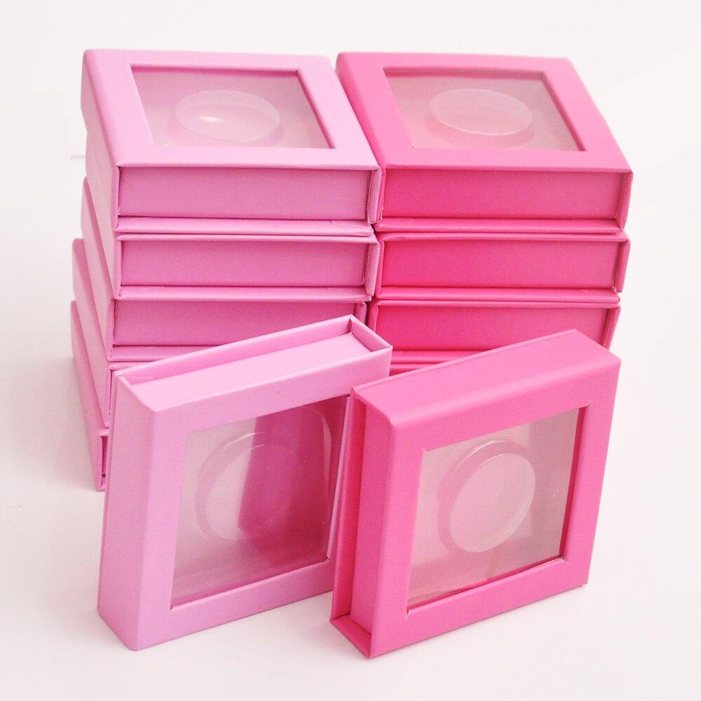Discount∙Case Packaging-Box Lash-Boxes Vendor Square False-Eyelashes Bulk Wholesale 25mm Faux-Cils╔