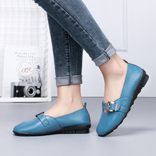 Women Shoes Genuine Leather Shoes Woman