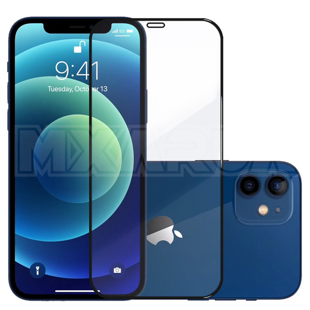 2000D Curved Protective Glass For iphone 6 6S 7 8 Plus SE Screen Protector on iphone X XR XS 11 12 Pro Max Tempered Glass case 6
