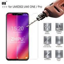 25 Pcs Tempered Glass For Umidigi One Pro Screen Protector 2.5D 9H Umi Protective Film