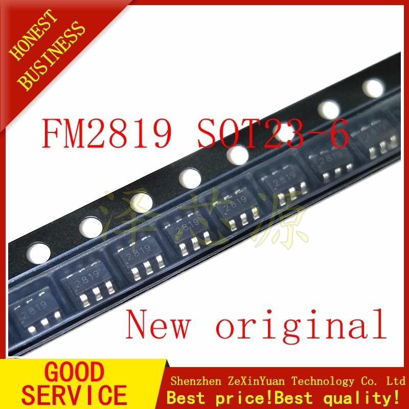 50PCS FM2819 2819  SOT23-6 NEW
