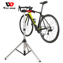 Parking-Racks Display-Stand Repair-Tools Bike Bicycle West-Biking Adjustable Aluminum-Alloy