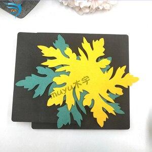 Image 1 - Cắt Cỏ Chết Thêu Sò Handmade