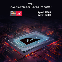 Original Xiaomi RedmiBook 14 Laptop Ryzen 5 3500U / 7 3700U 8GB RAM 512GB SSD Radeon Vega8 FHD Notebook PC 2