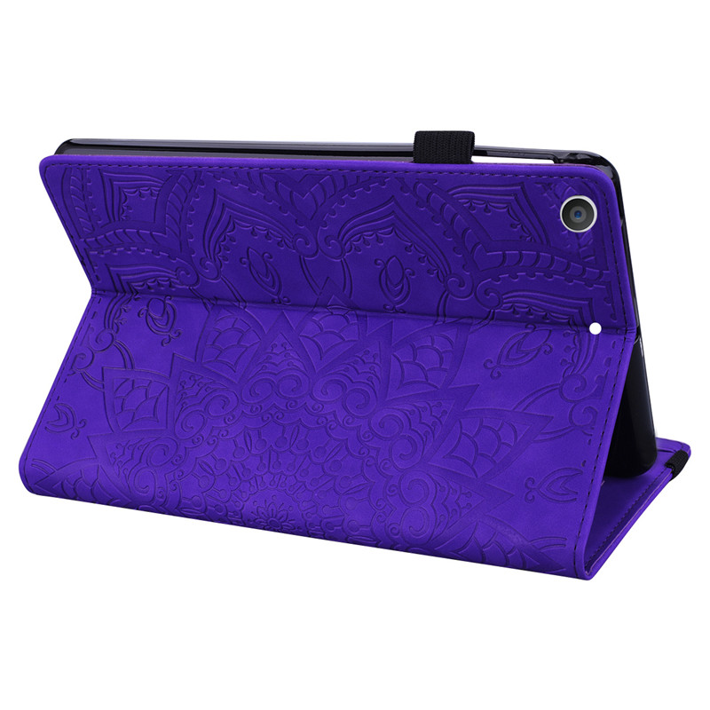 iPad Coque Funda Wekays 10.2 Case Classic for A2232-Cover-Case Flower 7th-Generation