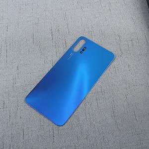 Image 3 - ocolor For Umidigi F2 Battery Cover Hard Bateria Protective Back Cover Housing Replacement For Umidigi F2 Battery Cover