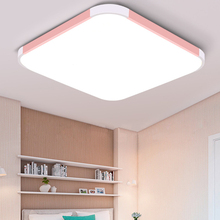 30cm*30cm 24W Modern LED Ceiling Light Fixtures for Study Dining Room Bedroom Living Balcony Lamp AC110-220V HA