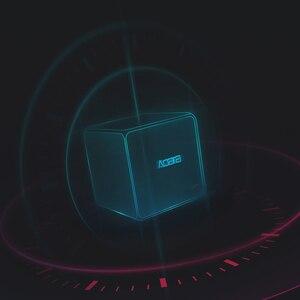 Image 3 - Aqara sihirli küp denetleyici akıllı uzaktan kumanda Zigbee sürümü kontrol altı eylemler akıllı ev cihazı ile çalışmak mijia app