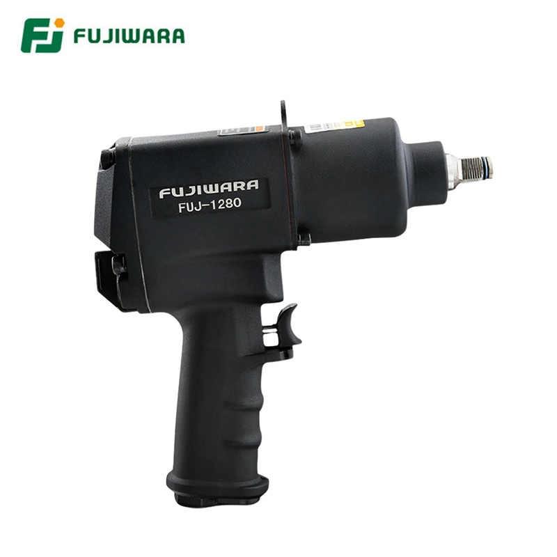 "FUJIWARA Air Pneumatische Wrench 1/2 ""1280N. M Impact Spanner Grote Koppel Band Removal Tool Moer Mouwen Pneumatische Power Tools"