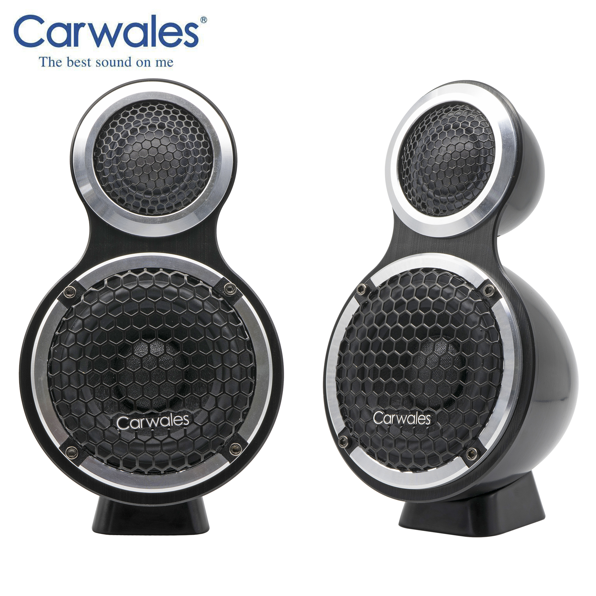 """Image 3 - Lossless Installation 6.5"""" 3 way Car Sound System 3.5 """" Midrange Treble Full Frequency Component Speakers Kit Subwoofer for CarSpeakers Sets   -"""