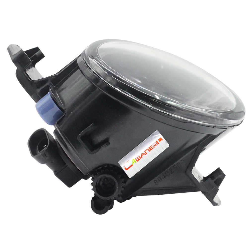 Cawanerl インフィニティ M35 2008-2010 100 ワット H11 車アクセサリーハロゲンフォグライトデイタイムランニングランプ DRL 1 ペア