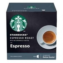 Espresso Roast Starbucks®, Dolce Gusto compatible 12 services