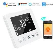 5A WiFi Smart Thermostat Temperatur Controller für klimaanlage Fan Spule Einheit Thermostat Mit Google Home Alexa Smart Leben