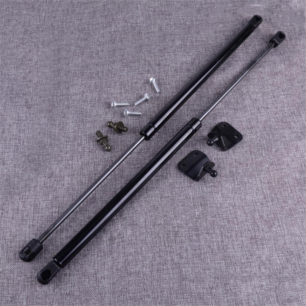 Vehicle Rear Gas Trunk Tailgates Struts Lift Supports Shock Spring Boot Damper Fit For Nissan 350Z 2003-2009 SG325022
