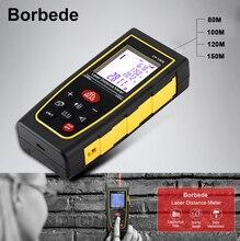 Laser Rangefinder 80M 100M 120M 150M Laser Distance Meter Laser Measure Tool Tape стоимость