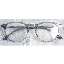 อิตาลี mazzucchelli designer acetate แว่นตากรอบแว่นตา