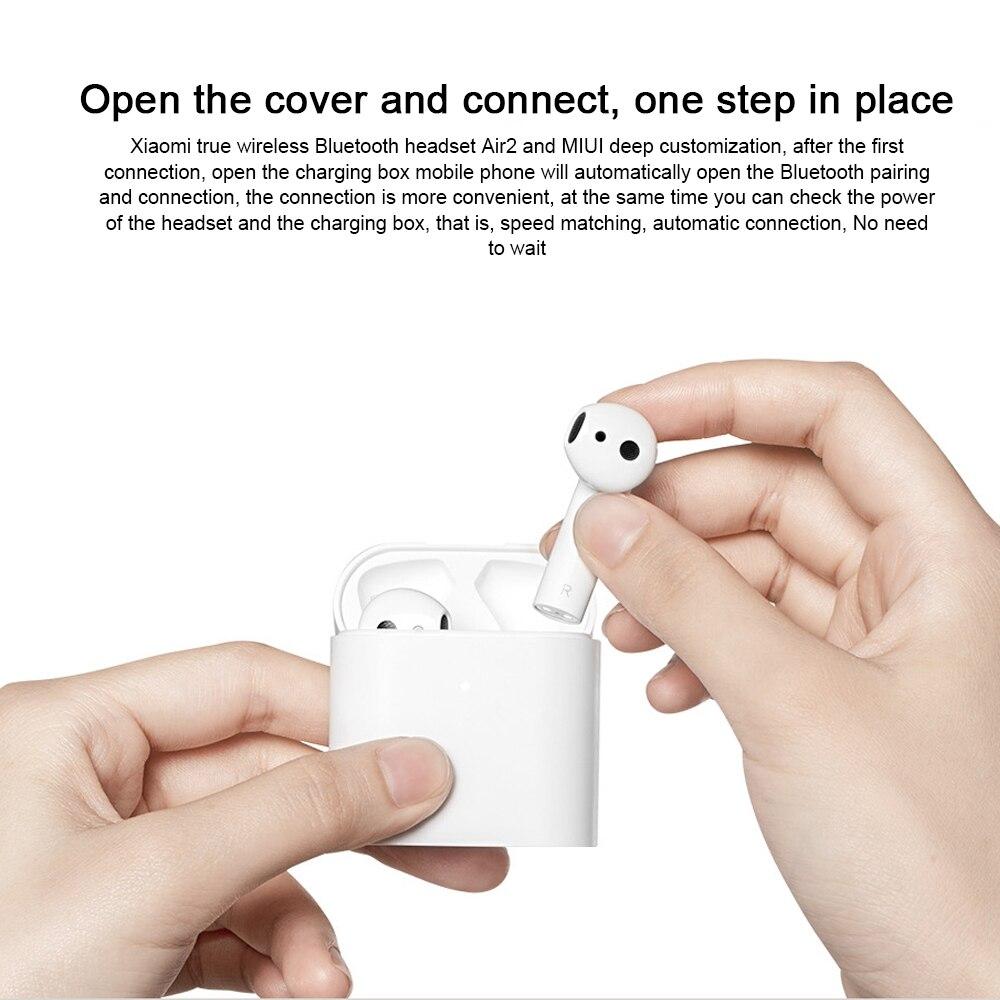 Xiaomi Airdots Pro 2 TWS Bluetooth Headset Smart Control Oortelefoon LHDC Tap Controle ENC Microfoon Echte Draadloze Oortelefoon - 3