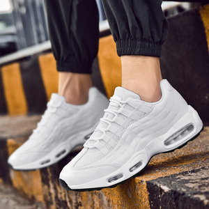 Image 5 - Air Cushion Men Sneakers Breathable Casual Shoes Men Mesh No slip Sports Shoes Outdoor Trainer Footwear KITLELER Tenis Masculino