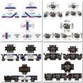 Per Bmw R1200GS R1250GS R 1250 Adv Lc F850GS F750GS 2014 2019 Moto Bisaccia Borsa Posteriore Top Della Decorazione Della Cassa adesivi Decalcomanie