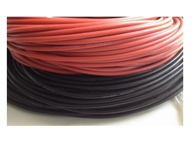 1meter Red +1meter Black Color <font><b>Silicon</b></font> <font><b>Wire</b></font> <font><b>10AWG</b></font> 12AWG 14AWG 16 AWG Flexible Silicone <font><b>Wire</b></font> for RC Lipo Battery Connect Cable image