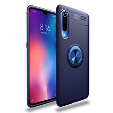 Luxury Case For Xiaomi Redmi Note 7 Cover Silicone Shockproof Armor Protective for mi 9T K20 case