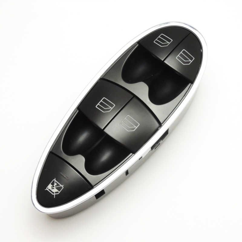 Conmutador de ventana eléctrica para Mercedes Benz Clase E W211 2002-2008 frontal lateral