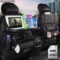 1 шт. искусственная кожа для хранения задних сидений автомобиля подвесная сумка 2020 многофункциональный мини держатель Универсальный Орган...