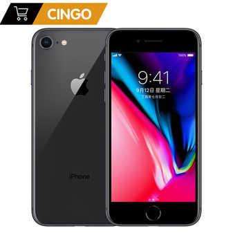 "Original Apple iphone 8 2GB RAM 64GB/256GB Hexa-core IOS 3D Touch ID 1821mAh 12.0MP Camera 4.7\"" inch Fingerprint - DISCOUNT ITEM  23 OFF Cellphones & Telecommunications"