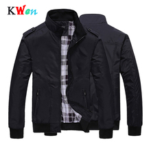 Mens Spring Winter Jackets Coat 2019 plus size Men Sportswear Motorcycle Stand Collar Slim Bomber Brand Clothing