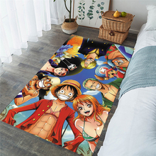 One Piece Shaggy Fluffy Anti-Skid Area Floor Mat 3D Rug Non-slip Mat Dining Room Living Room Soft Child Bedroom Mat Carpet ST011