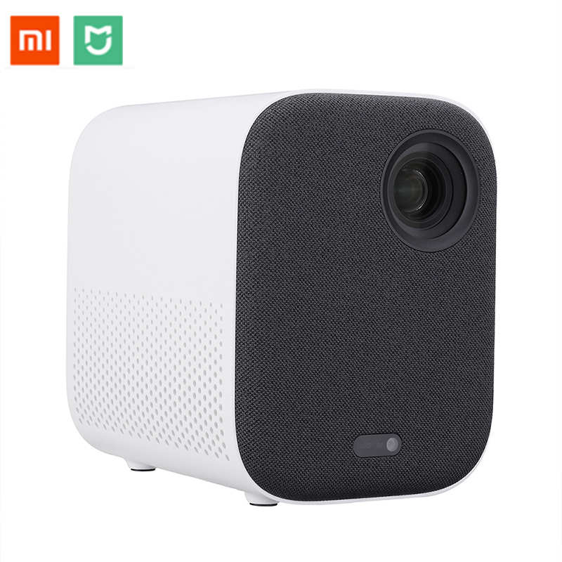 Xiaomi Mijia MJJGTYDS02FM DLP Mini Projector Full HD 1080P 30000 LED Wifi Bluetooth For Phone Music 3D Home Theater Projector