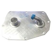 OC0012 двигатель масляный радиатор для Mercedes W140 W202 W203 W210 W211 M104 1041800409 104 180 04 09