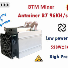 Miner Asic Z9 S15 S11 Better Than No-Psu BTM Tensority 528W 96kh/S A9
