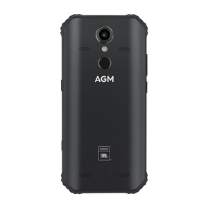 "Image 5 - AGM A9 64G Smartphone Rugged Phone Android 8.1 Co Branding 5.99"" FHD5400mAh IP68  Fingerprint Type C NFC Quad Box Speakers"
