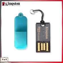 Kingston оригинальный мини micro sd кард ридер usb fcr mrg2