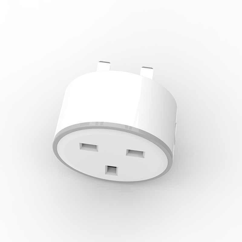 Tanie ceny inteligentna wtyczka inteligentne gniazdo WiFi 10A UK wtyczka dla wielkiej brytanii singapur malezja wylot współpracuje z Google domu Mini Alexa IFTTT