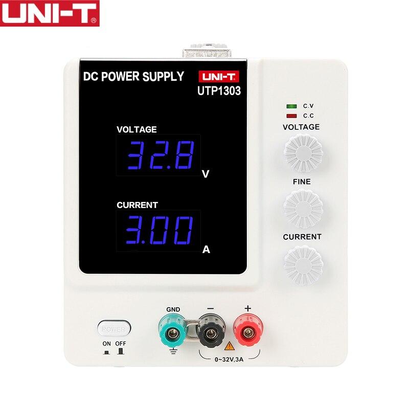 UTP1303 Single Channel DC Bench Power Supply 3A 32V