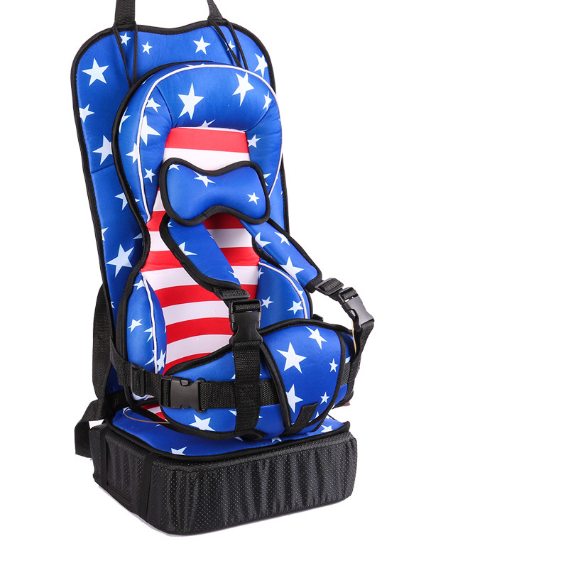 Dropshipping Portable Infant Safe Seat Child Safety Seat Cushion Kids Chair Thickening Sponge Seat Children Chair