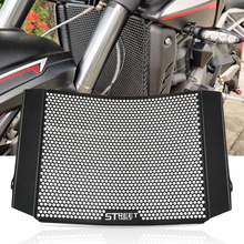 цена на For Triumph Street Triple R 2013 Motorcycle Cover Guards Radiator Grille Cover STREET TRIPLE 675 R 2013 StreetTriple Accessories