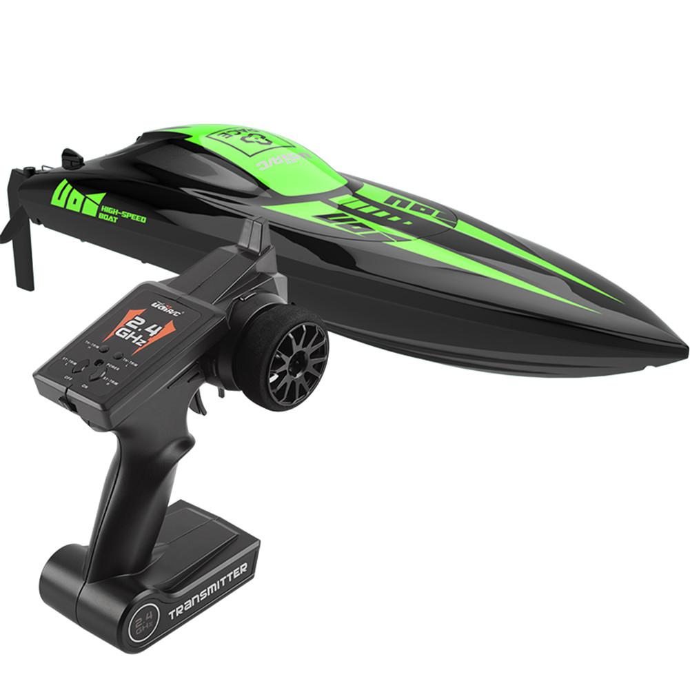RCtown UdiR/C RC Boat UDI908 RC Ship 2.4G 40km/h Brushless High Speed Model Boat Toy Outdoor Waterproof Toy Kids Chrismas Gift