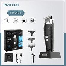 Máquina de cortar cabelo profissional aparador de cabelo em cortadores de cabelo para homens máquina de aparadores elétricos barbeiro cortador de cabelo sem fio