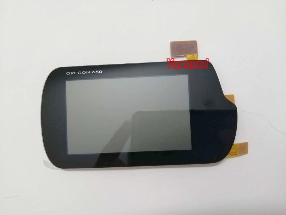For Garmin Oregon 650 LCD Display Touch Digitizer Assembly Replacement Parts