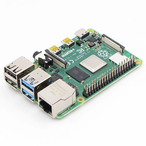 Image 4 - 4GB SDRAM Raspberry Pi 4 Model B BCM2711 Cortex A72 64 bit Quad core 1.5GHz SOC 2.4&5.0 GHz WiFi Bluetooth 5.0 Raspberry PI 4B