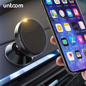 Magnetic Car Phone Holder Stand in Car Cellphone Stand Mount for iPhone Xs Max Xr X Dashboard Phone Holder for Samsung S9 Xiaomi