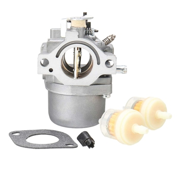 Auto Carburetor for Briggs & Stratton Walbro Lmt 5-4993 with Mounting Gasket Filter Fuel Supply System Parts Carburetor carburetor fits engines replacement parts for briggs stratton 498298 495426 accessories