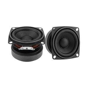 Image 1 - AIYIMA 2 adet taşınabilir hoparlör 4Ohm 15W tam aralık ses sütun hoparlörleri DIY Bluetooth WIFI hoparlör için ev ses tiyatro